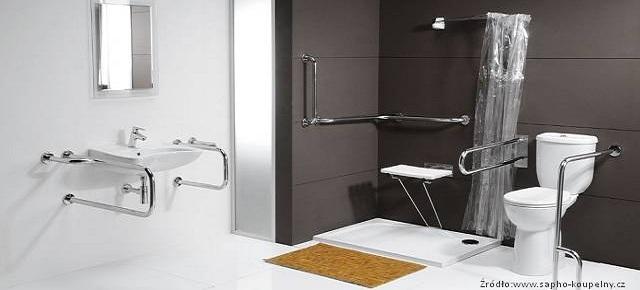 Akcesoria W łazience Dla Osób Niepełnosprawnych łazienki