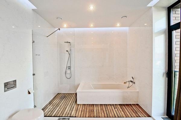 teak shower floor insert >< it's all furnitures