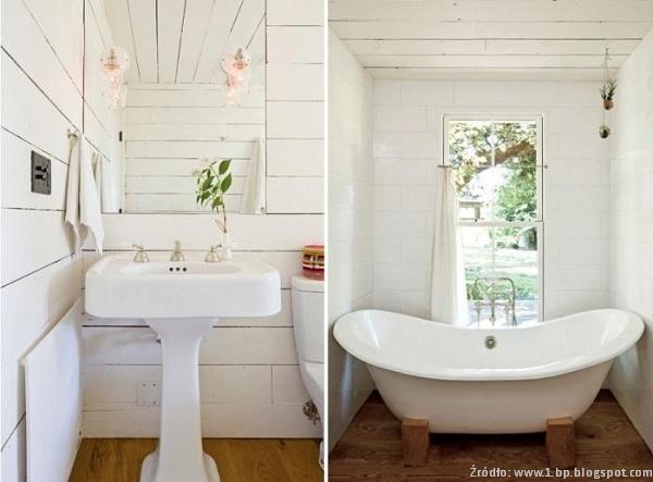 łazienka W Stylu Skandynawskim Naturalna I Elegancka