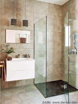 Mała łazienka Z Prysznicem Zasady Jej Aranżacji łazienki