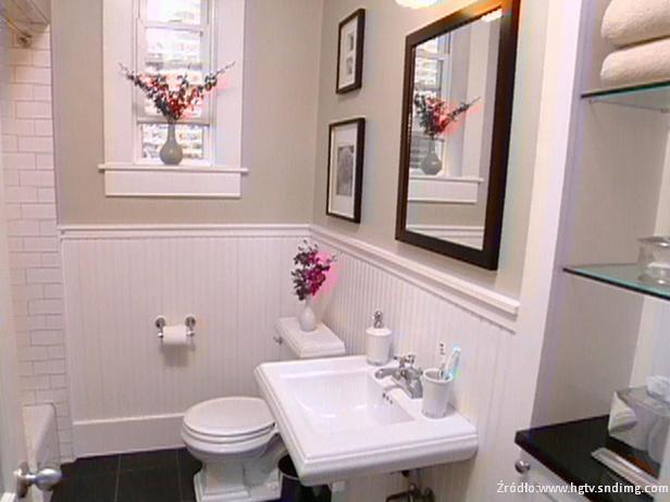 Klasyczne Stylizacje W łazience Łazienki Projekty