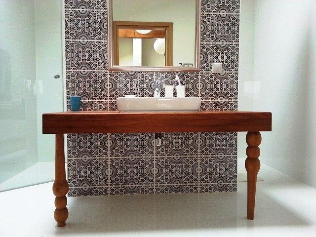 Lazienka Inspirowana Stylem Marokanskim Lazienki Projekty