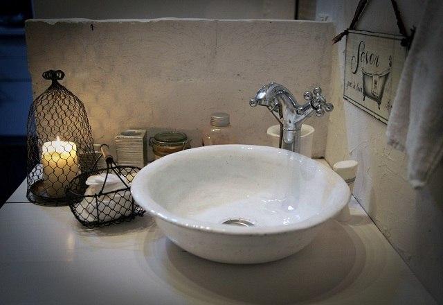łazienka wstylu marokańskim