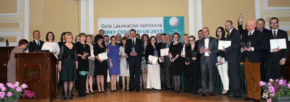 Gala Laureatów PERŁY CERAMIKI 2013