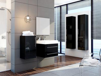 Czarne meble Amsterdam Aquaform