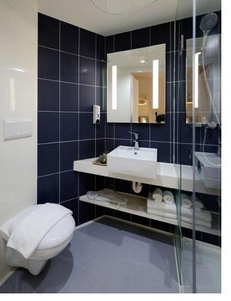 Prysznic W Nowoczesnej łazience łazienki Projekty