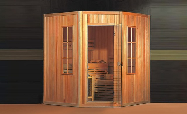 Sauna Infrred Rovaniemi