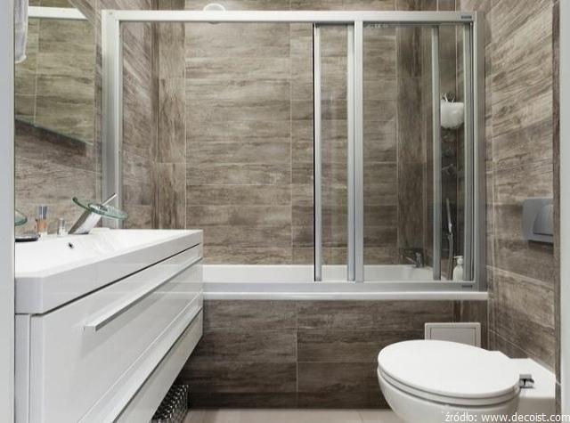 Pomysłowe Aranżacje Małych łazienek łazienki Projekty