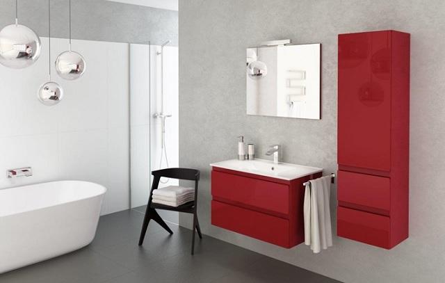 Nowoczesne Meble Do łazienki łazienki Projekty Zdjęcia