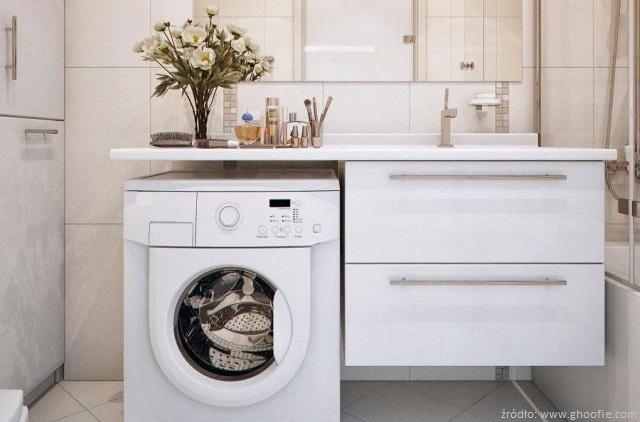 Zabudowa Pralki W łazience W Pytaniach I Odpowiedziach