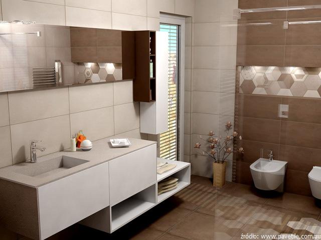 Kafelkowanie łazienki Krok Po Kroku łazienki Projekty