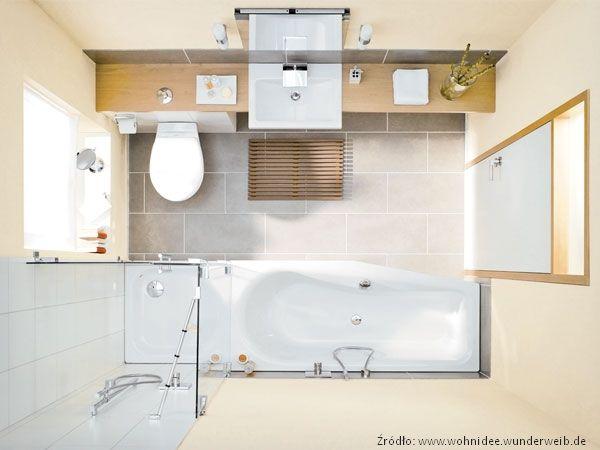 Mała łazienka aranżacje