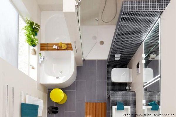 Mała łazienka Wielki Problem łazienki Projekty