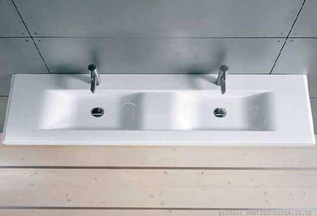 Dwie Umywalki W łazience Czy Warto łazienki Projekty