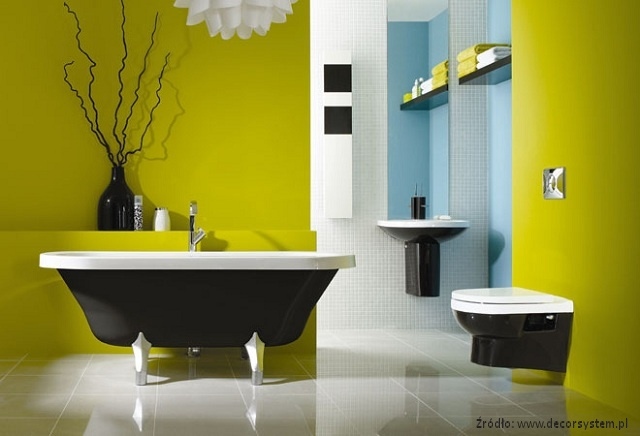 Estetyczne I Praktyczne Muszle Wiszące łazienki Projekty