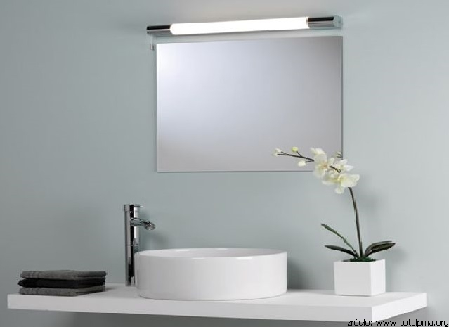 Funkcjonalne I Dekoracyjne Oświetlenie łazienki Łazienki