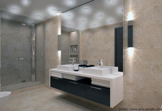 Jak Zaprojektować Oświetlenie łazienki łazienki