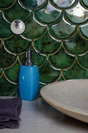 płytki ceramiczne ręcznie robione