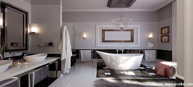 Stylowa łazienka Ciekawe Pomysły łazienki Projekty